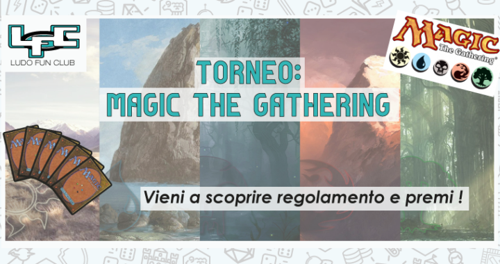 Torneo di Magic: The Gathering