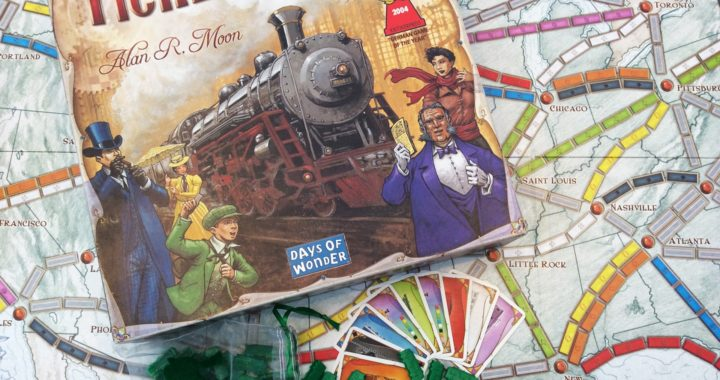 History of BGs #1: Ticket to Ride